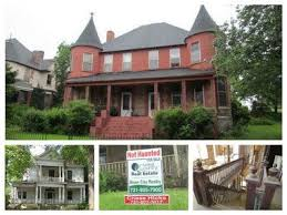 9 abandoned historic mansions and properties you can buy across