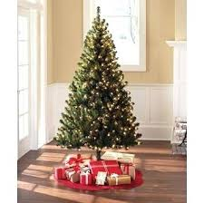 artificial tree walmart tree coupon a lit tree