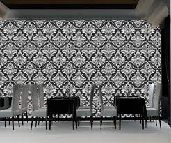 commercial wallpaper restaurant decor ninjapaper