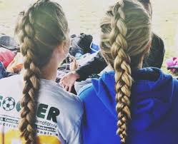 best soccer hair styles the best and worst of soccer hairstyles girls soccer network
