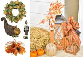 thanksgiving decorations sale artificial christmas trees lights u0026 home decor christmas central