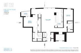 Mcg Floor Plan by Floor Plans Arabella Houston