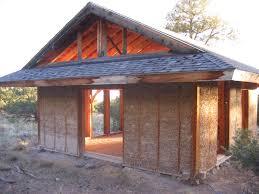 straw clay house in crestone colorado natural building blog