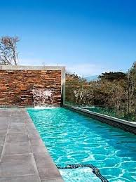 Pool Ideas For Small Backyards Acapulco Classic Inground Swimming Pool Design Lap Pool Dimensions