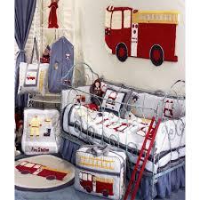 Truck Crib Bedding Firefighter Baby Quilts Fireman Crib Bedding Firetruck Best
