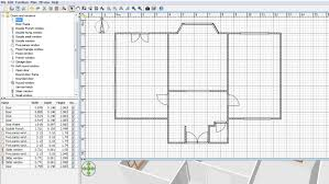 Drafting Floor Plans by Free Floor Plan Software Sweethome3d Review Draw Floor Plans Crtable