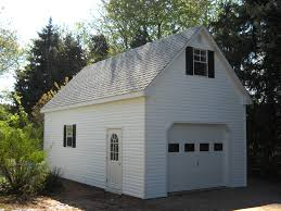do you like this two story a frame single car garage two story