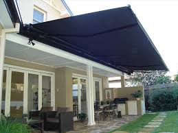 awning diy homemade retractable deck awning simple shade cloth