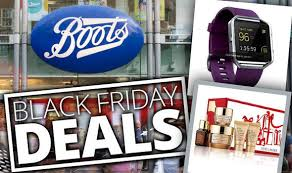 boots uk boots black friday 2017 uk deals fitbit marc perfume liz