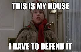 Home Alone Meme - what we learned about home safety from watching home alone