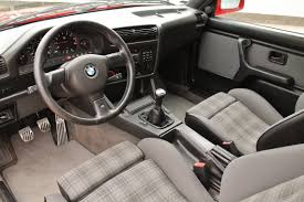 Bmw M3 1991 - a red bmw m3 e30 is heading to auction vehiclejar blog