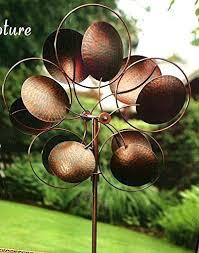 garden spinners metal garden metal wind spinner spinners metal