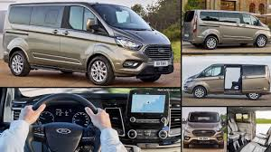 minivan ford 2018 ford tourneo custom best minivan madness youtube