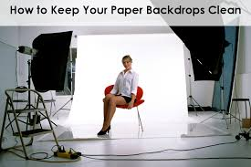 Seamless Background Paper How To Keep Your Paper Backdrops Clean Backdrop Express Blog