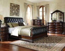 Upholstered Bedroom Sets Amazing Homelegance Bayard Park Upholstered Bedroom Set Cherry