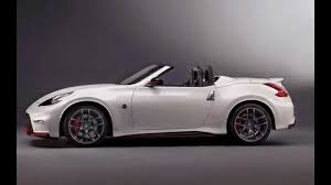 nissan 370z convertible for sale 2015 nissan 370z nismo roadster concept youtube