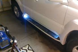 lexus lx dome light side step lights clublexus lexus forum discussion