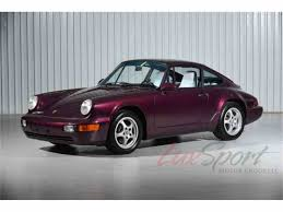 porsche usa classic porsche 964 for sale on classiccars com