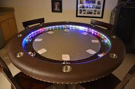 how to build a poker table 10 unforgettable custom diy poker tables and how to build it