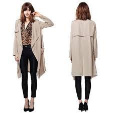 women s outerwear 2015 new arrival womens trench coats womens outerwear cardigan