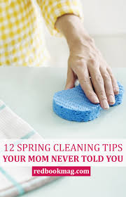 Spring Cleaning Tips 15 Genius Spring Cleaning Tips Cleaning Hacks