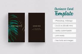 indesign templates business card free best business cards