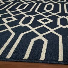 Geometrical Rugs Navy Geometric Rug Rugs Decoration