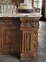 custom kitchen island design beck allen cabinetry