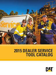 caterpillar dealer service tools 2015 electrical connector