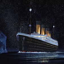 the iceberg u0027s accomplice did the moon sink the titanic office