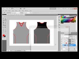 design jersey basketball online ps vid making your own basketball jersey design youtube