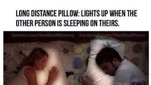 Long Distance Pillow Meme - fancy light up pillow for couples 16 for home kitchen design with