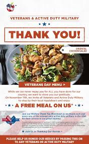 applebees coupons on phone pinned october 19th veterans eat free the 11th at applebees