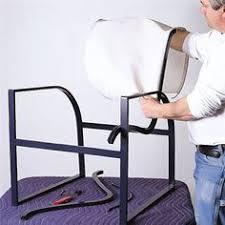 Patio Chair Repair Mesh Custom Slings Patio Chair Sling Pinterest Furniture Repair