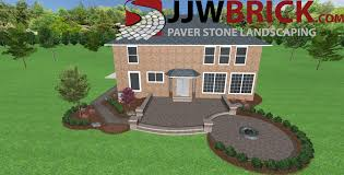 paver stone patio u0026 landscape design trends of 2016 macomb and