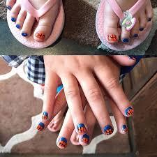 38 best nba okc thunder nail art images on pinterest thunder