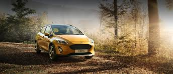 all new ford fiesta active spec ford uk