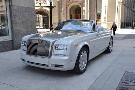 rolls royce gold and white 2014 rolls royce phantom drophead coupe stock r132 s for sale
