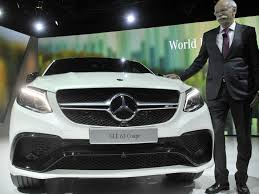 mercedes benz jeep mercedes benz ceo proclaims 2015 to be u0027year of the suv u0027