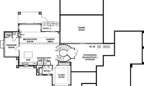 craftsman floor plan best of 24 images modern craftsman floor plans house plans 63659