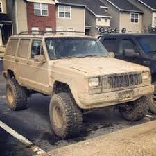 mud jeep cherokee pin by dirty jeep on badass xjs pinterest jeeps