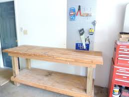 Tool Bench For Garage A Potting Bench And A Summer List Our Fifth House