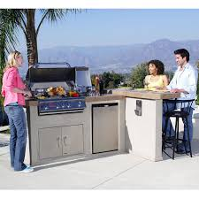 Bull Outdoor Kitchen by Bull Outdoor Products Luxury Q L Shaped Raised Bar Bbq Island With