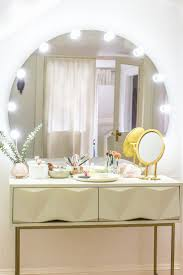 light up makeup table light up desk mirror fresh vintage style mirrors uk makeup vanity