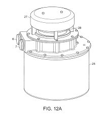 patent us7465375 liquid ring pumps with hermetically sealed