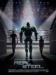Real Steel film complet