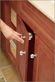 kitchen cabinet child locks child proof cabinets diy kitchen cabinet locks 12vdc failsafe