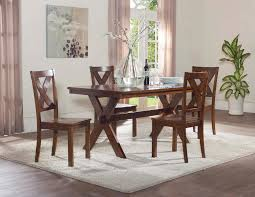 sears dining room sets 5pc x back dining set