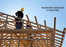 housebuilders housebuilders embrace cut in interest rate london belgravia