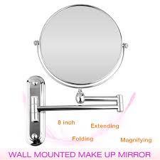 Extendable Magnifying Bathroom Mirror Extendable Magnifying Bathroom Mirror Bathroom Mirrors